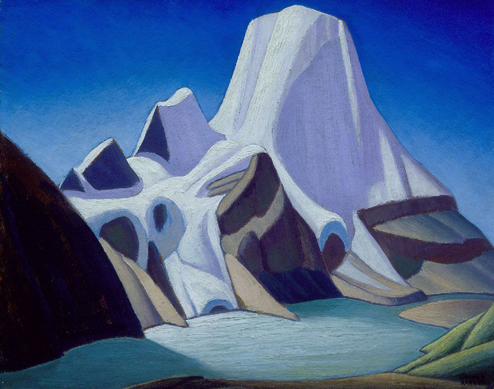 Lawren Harris, Mount Robson
