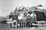 Group of men at Lucerne